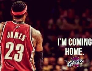 lebron returns